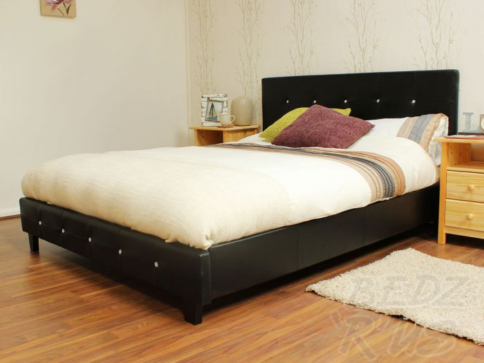 LPD Diamante King Size Bed