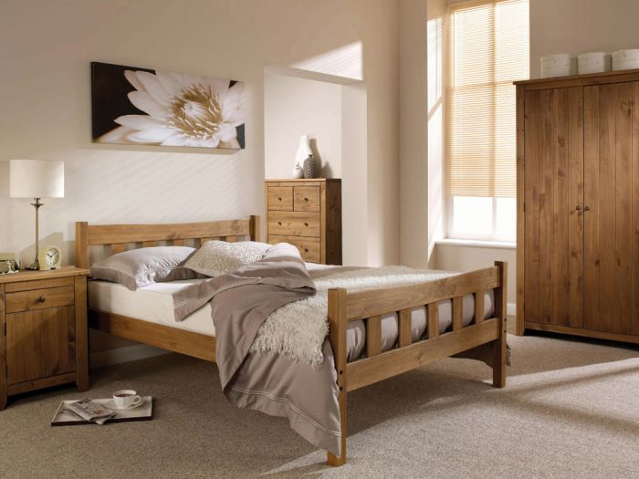 LPD Havana Single Bed