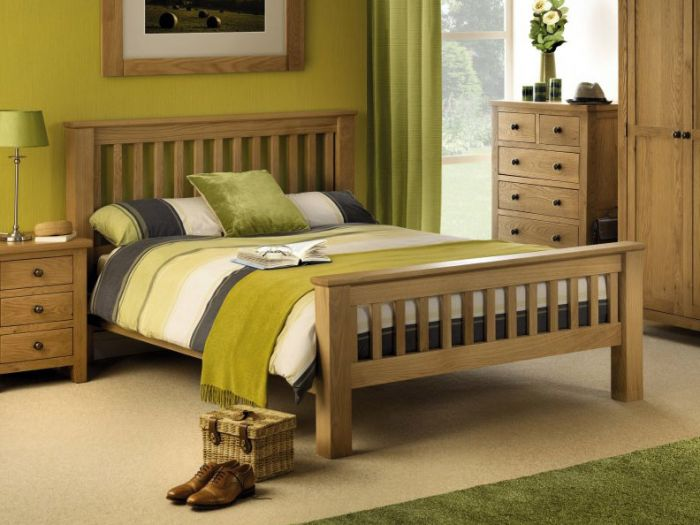 Amsterdam King Size Bed
