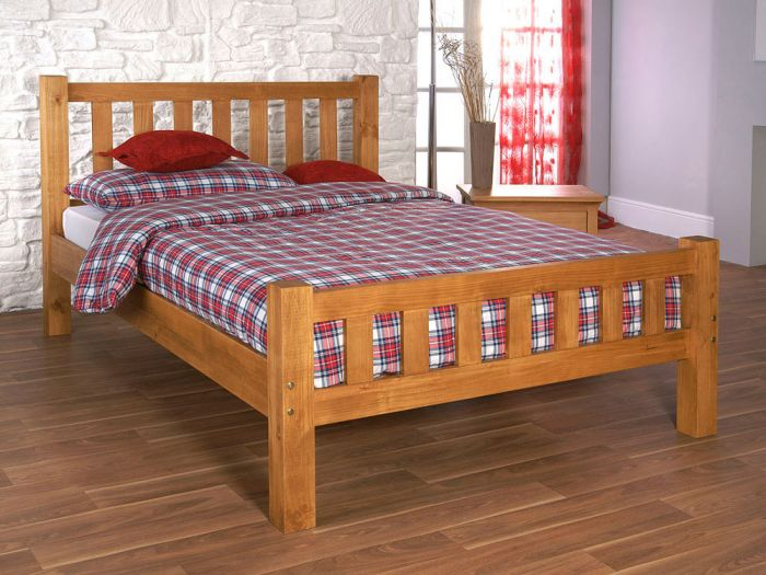 Astro Small Double Bed