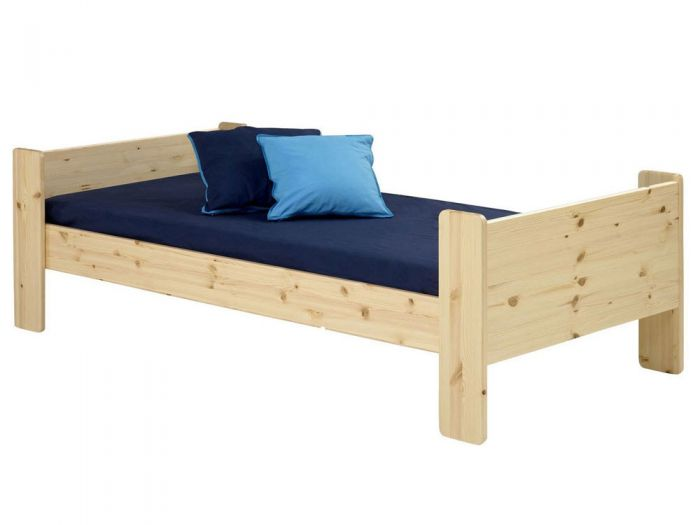 Steens For Kids Natural Single Bed