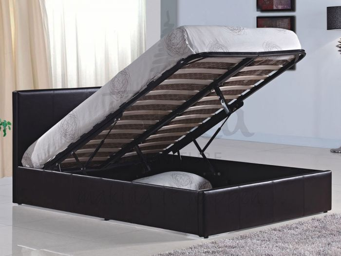 Berlin Ottoman King Size Bed