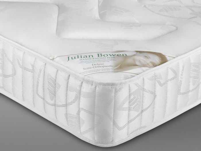 Deluxe Semi Orthopaedic King Size Mattress