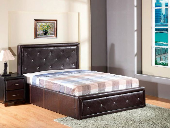 Hollywood Double Bed