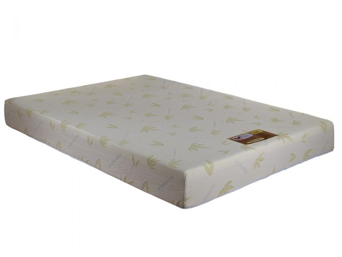 Aloe Vera Natural Double Mattress