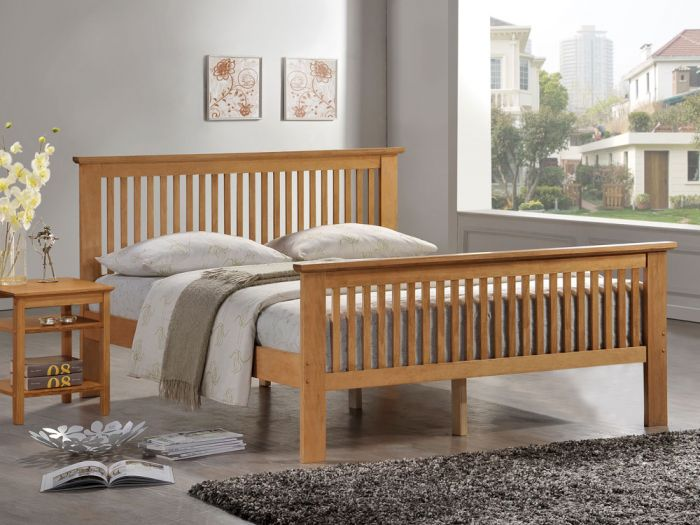 Harmony Buckingham Double Bed