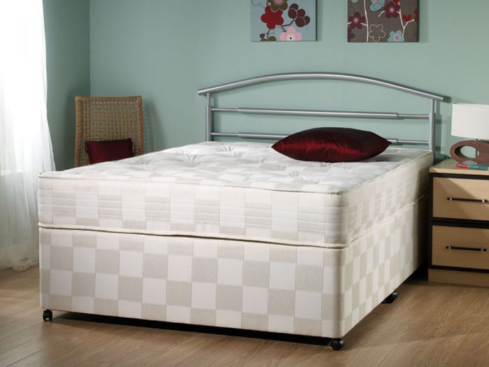 Wise Choice Valencia Small Double Divan