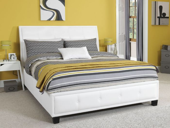 Catania Small Double Bed
