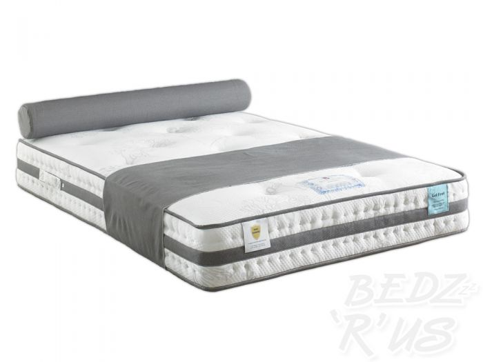 Rhapsody Gel Feel King Size Mattress