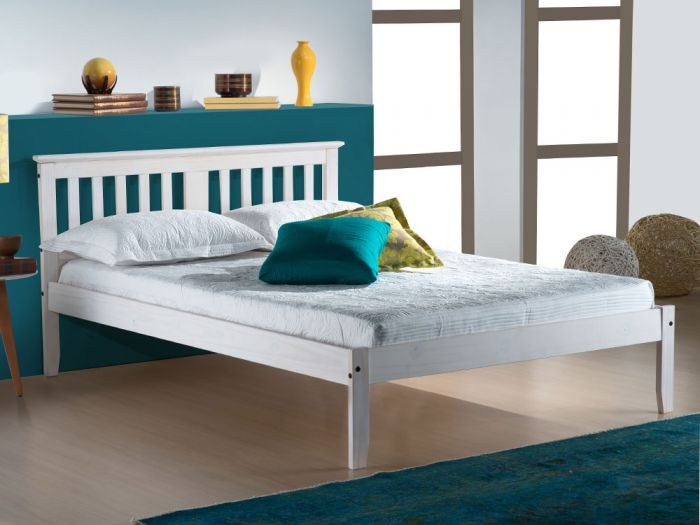 Salvador Small Double Bed