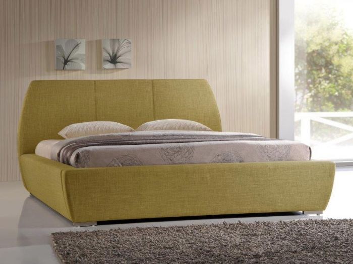 Naxos Tea Green Super King Size Bed
