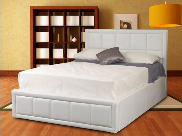 Tern Ottoman Small Double Bed