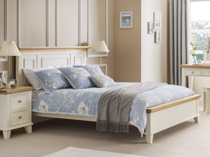 Portland King Size Bed