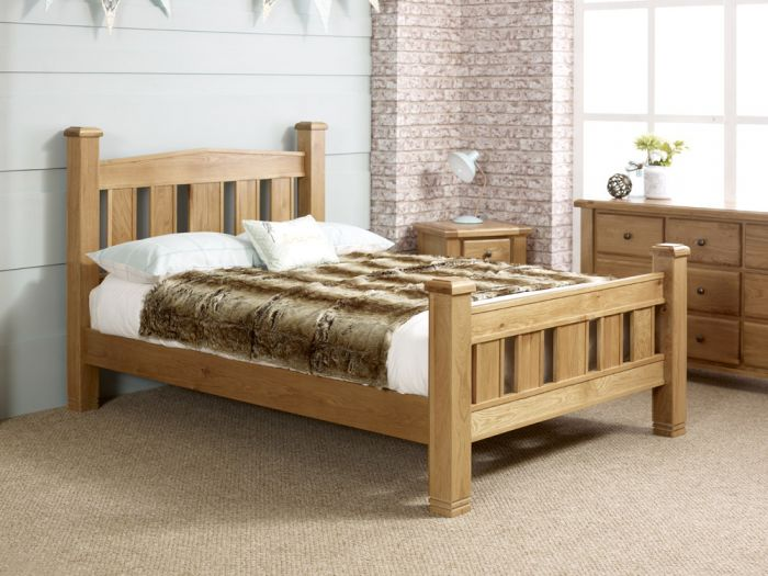Woodstock King Size Bed