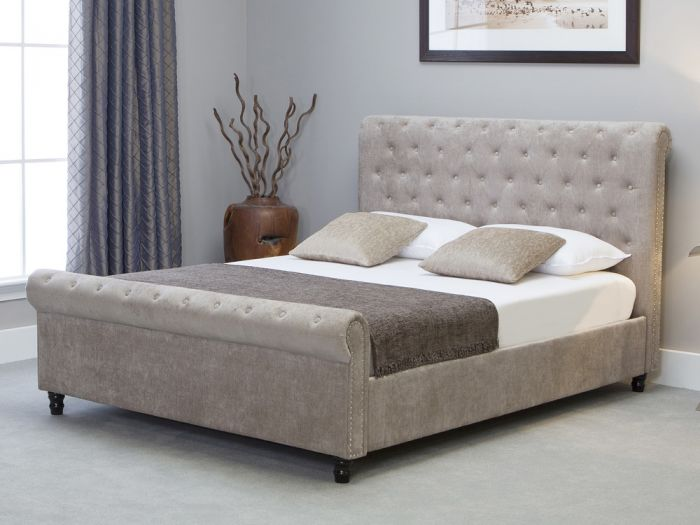 Oxford Ottoman Double Bed