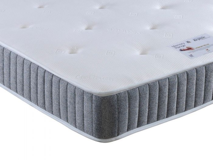 Gel Relax Open Coil Small Double Mattress