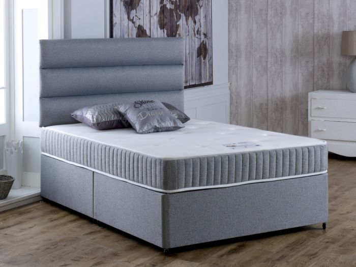 Gel Relax Open Coil King Size Divan