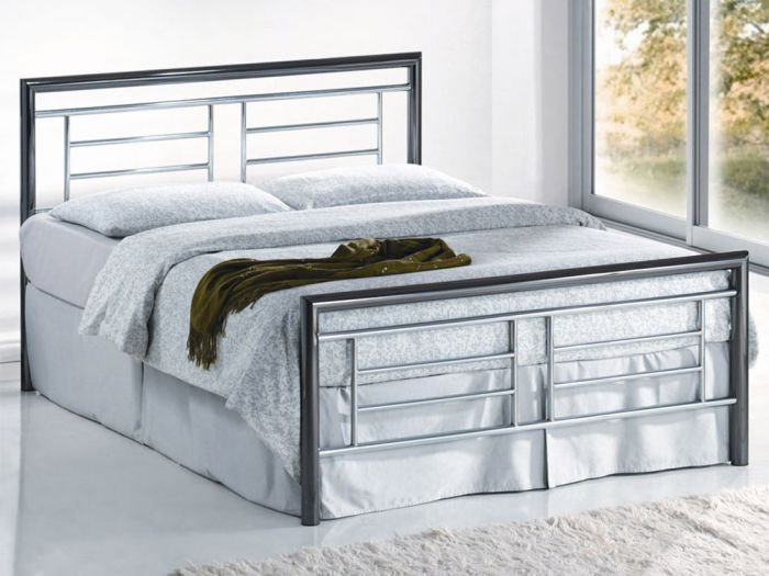 Montana King Size Bed
