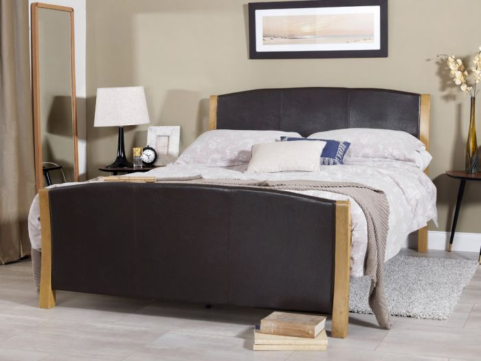 Milano Small Double Bed