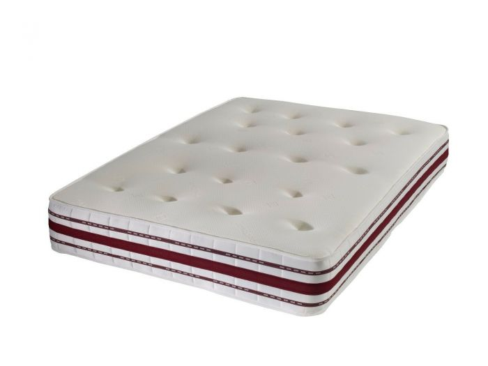 3D Airflow Red Small Single Mattress