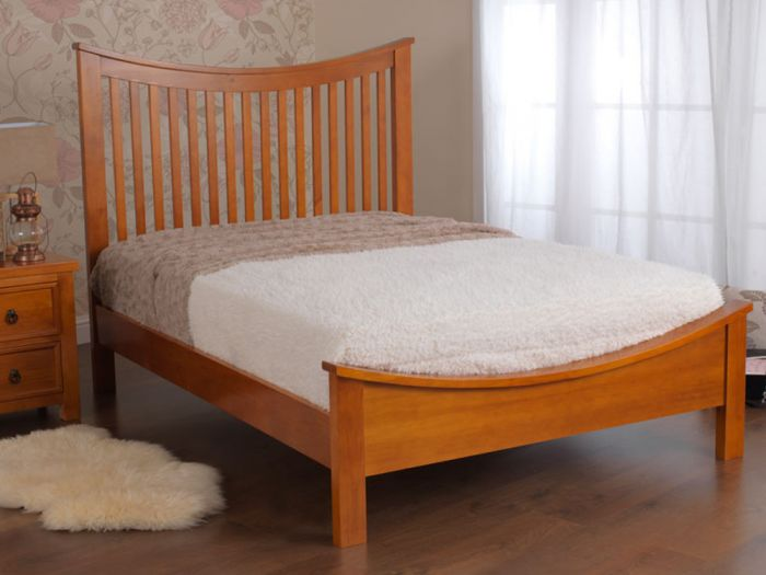 Spruce Super King Size Bed