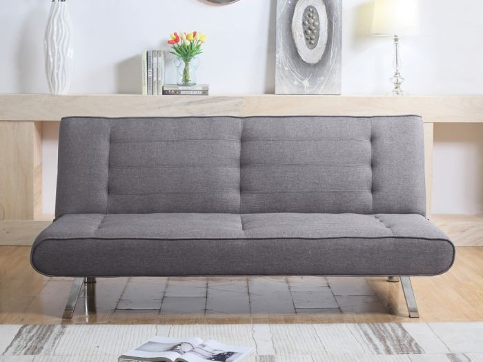 Sweet Dreams Norway Sofa Bed in Grey