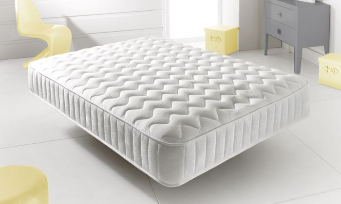 Floaty Memory Spring Super King Size Mattress
