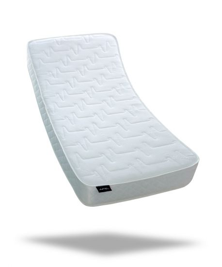 "Jumpi 7"" open coil spring single mattress"