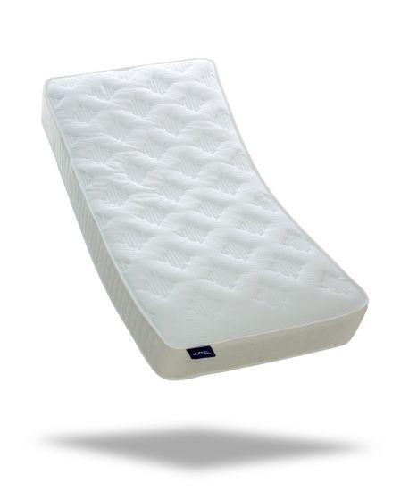"Jumpi 9"" pocket spring memory foam small single mattress"