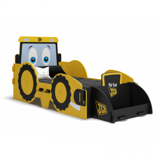Kidsaw JCB Digger Junior Bed