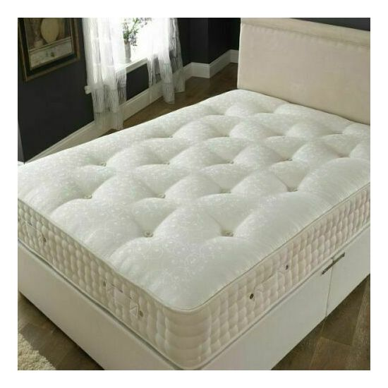 The 3000 Pocket Spring Double Mattress
