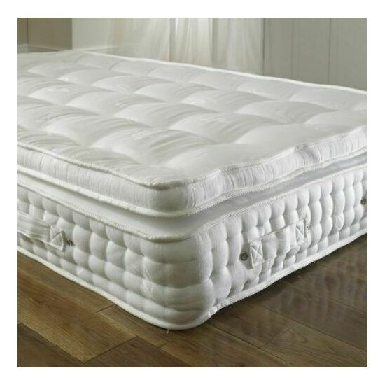 The Ortho Pillowtop Pocket Spring Super King Size Mattress