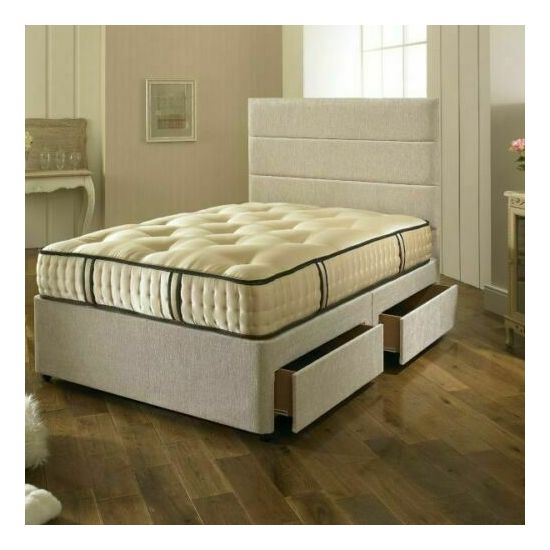 The 3000 Superior Pocket Spring Double Mattress