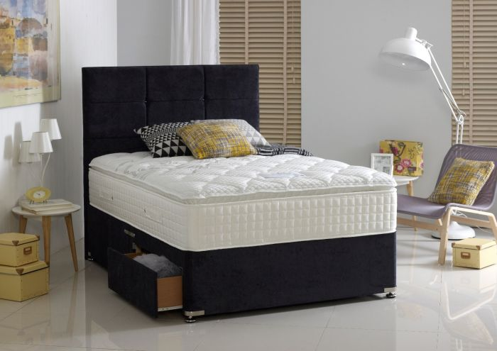 Supreme comfort Super king Size Divan