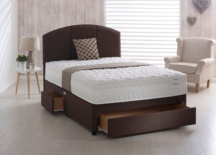 Latex Superior 2000 Super King Size Divan