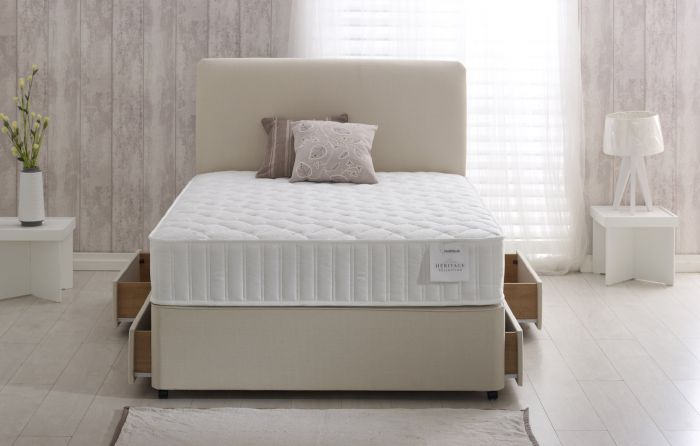 Hypo Allergenic Luxury King Size Divan