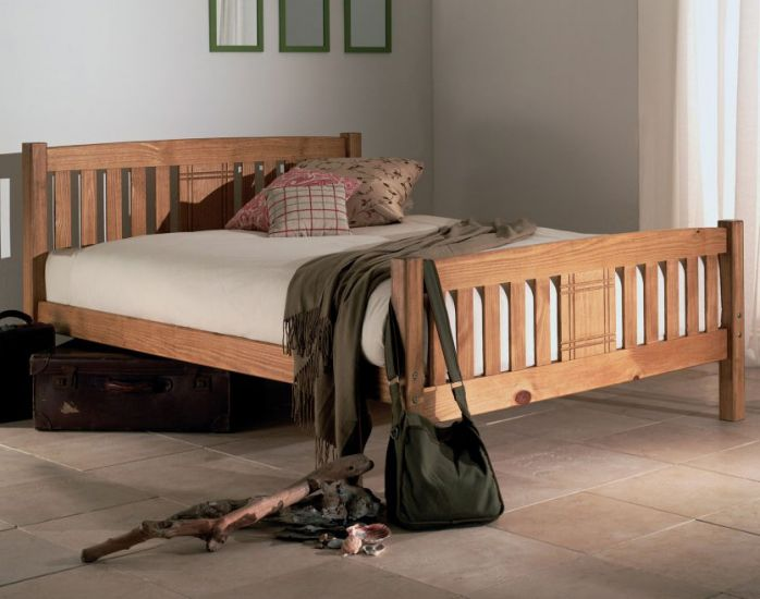 Sedna King Size Bed