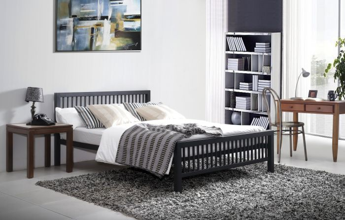Meridian Small Double Bed