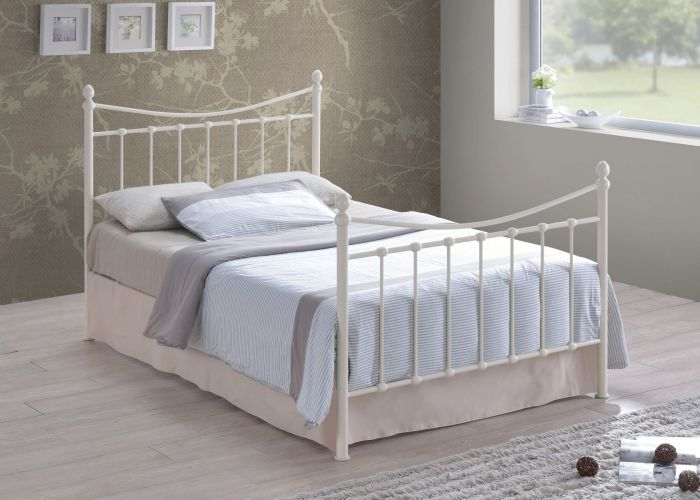 Alderley Ivory Small Double Bed