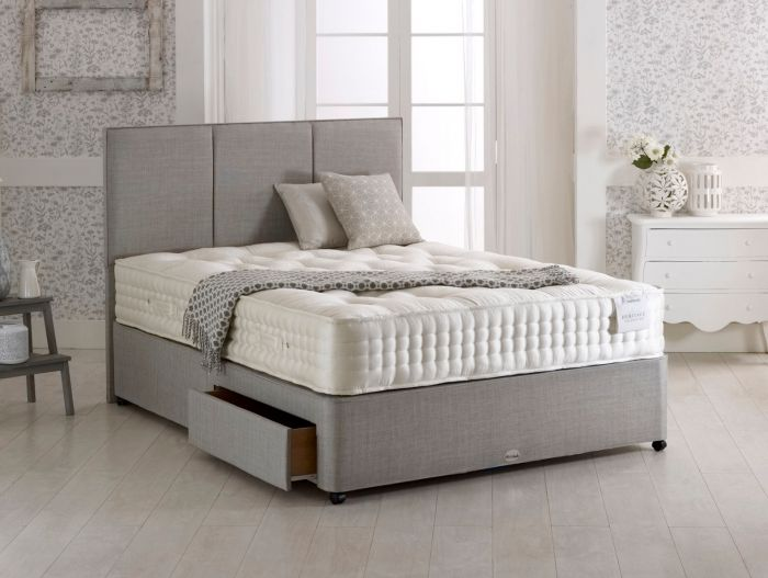 Natural Ortho 2000 Small Double Divan
