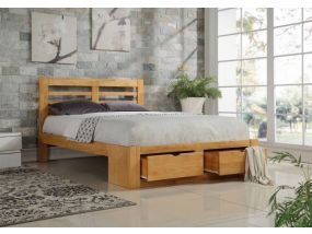Bretton King Size Bed