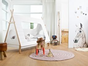 Tipi Euro Single Bed
