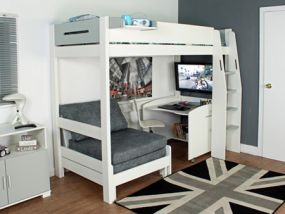 Urban Grey Highsleeper 1