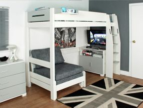 Urban Grey Highsleeper 3