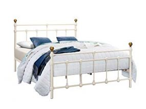 Birlea Atlas Cream Small Double Bed