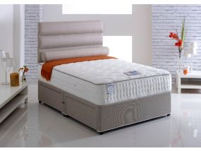Emperor Latex 1500 Super King Size Divan