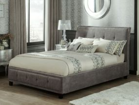 Wesley Ottoman King Size Bed