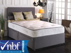 Windsor Memory 1000 Small Double Divan