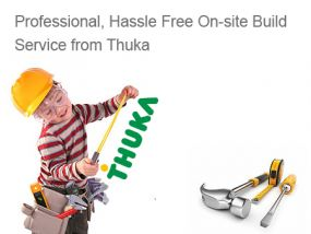 Thuka On Site Midsleeper Building Service