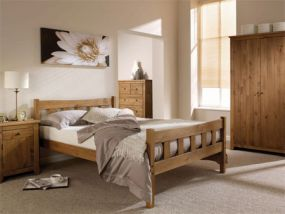 LPD Havana King Size Bed